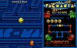 Pac-Mania Atari ST Now I feel at home