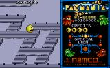 Pac-Mania Atari ST Which way should I go?