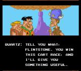 The Flintstones: The Treasure of Sierra Madrock SNES Meeting another character who...