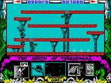 Nemesis the Warlock ZX Spectrum Game start