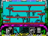 Nemesis the Warlock ZX Spectrum A dead body on the right