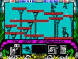 Nemesis the Warlock ZX Spectrum Level 3