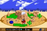 Klonoa: Empire of Dreams Game Boy Advance Map within a world
