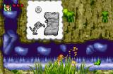 Disney's The Lion King 1 ½ Game Boy Advance Digging his way through