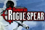 Tom Clancy's Rainbow Six: Rogue Spear Game Boy Advance Title Screen