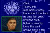 Tom Clancy's Rainbow Six: Rogue Spear Game Boy Advance Mission Briefing