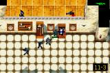 Tom Clancy's Rainbow Six: Rogue Spear Game Boy Advance Beware there are enemies on the balconies