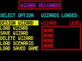 Lords of Chaos ZX Spectrum A wizard did it