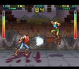 Hey Punk! Are You Tuff E Nuff? SNES Just like Ryu and Ken, Syoh and Zazi can perform same moves