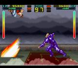 Hey Punk! Are You Tuff E Nuff? SNES The last opponent has some powerful special attacks
