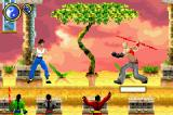 Bruce Lee: Return of the Legend Game Boy Advance The last guy you fight in the test is very hard to beat