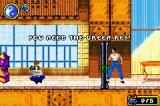 Bruce Lee: Return of the Legend Game Boy Advance The prisoners are locked up so you'd better find the key