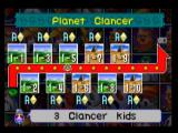 Mischief Makers Nintendo 64 The level select screen shows your best time rank and if you have the level's hidden gold gem