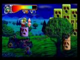 Mischief Makers Nintendo 64 Marina can even dig for items in certain areas