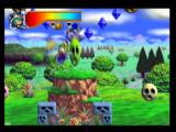 Mischief Makers Nintendo 64 Marina can shake these balls or jump from them to other ones