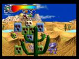 Mischief Makers Nintendo 64 Marina can control this massive block monster by dashing