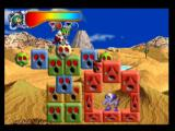 Mischief Makers Nintendo 64 The block monster can break through obstacles with ease