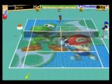 Mario Tennis Nintendo 64 Baby Mario and Yoshi also have their own court