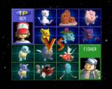 Pokémon Stadium Nintendo 64 Although each player has six Pokémon, only three are selected