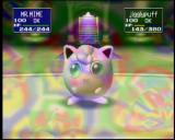 Pokémon Stadium Nintendo 64 Jigglypuff's dreaded sing attack - sadly, it doesn't draw on the sleeping victim's face like in the show