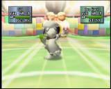 Pokémon Stadium 2 Nintendo 64 Smeargle uses a quick attack