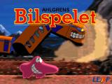 Ahlgrens Bilspelet Windows Title screen