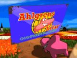 Ahlgrens Bilspelet Windows 1st race - loading screen