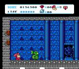 Don Doko Don 2 NES Inside a building at last