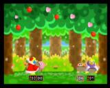 Kirby 64: The Crystal Shards Nintendo 64 Bump opponents out of the way and try to catch the most fruit!