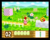 Kirby 64: The Crystal Shards Nintendo 64 Kirby can hurl powerup stars into other enemies to make new powers
