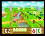 Kirby 64: The Crystal Shards Nintendo 64 Cutter and Flame produces a huge flaming sword to swing about
