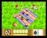 Kirby 64: The Crystal Shards Nintendo 64 Time Kirby's jump here to land on a bonus pickup