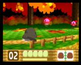 Kirby 64: The Crystal Shards Nintendo 64 Two Stone powers turn Kirby into a giant walking monolith!
