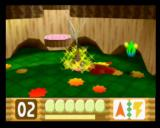 Kirby 64: The Crystal Shards Nintendo 64 Needle and Spark turns Kirby into a dangerous lightning rod