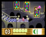 Kirby 64: The Crystal Shards Nintendo 64 Watch out for the Bronto Burts in the background - they'll fly towards you!
