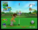 Mario Golf Nintendo 64 One of the Game Boy characters ready to tee off