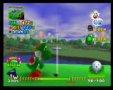 Mario Golf Nintendo 64 Mario Golf simulates all aspects of golf rather well, including miserable weather