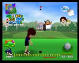 Mario Golf Nintendo 64 Plum is one of the characters introduced specifically for Mario Golf