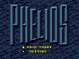 Phelios Genesis Options