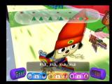 PaRappa the Rapper 2 PlayStation 2 Moosesha is a drill sergeant who trains PaRappa
