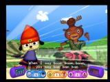 PaRappa the Rapper 2 PlayStation 2 The raps in this level are quite quick