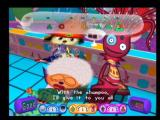 PaRappa the Rapper 2 PlayStation 2 Time to fix Lammy's hair!