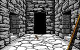 Willow DOS lost in the dungeons - EGA