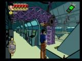 Jackie Chan Adventures PlayStation 2 In a secret underground base hidden in the city