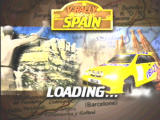 Need for Speed: V-Rally PlayStation Loading screen