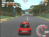 Need for Speed: V-Rally PlayStation Chase Cam