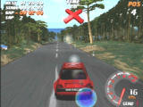 Need for Speed: V-Rally PlayStation Wrong Way!