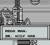 Mega Man IV Game Boy The Story