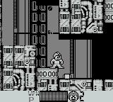 Mega Man IV Game Boy Some enemies drop power ups