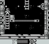 Mega Man IV Game Boy These guns are a nuisance
